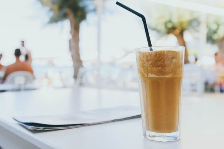 koffiesmoothie