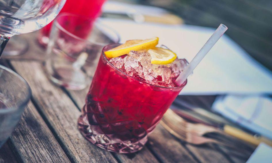 cocktail bramen zomers